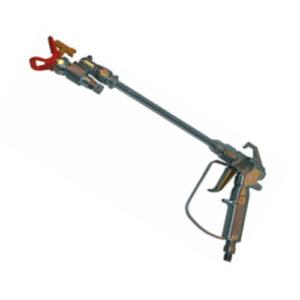 248947 Graco Zestaw bezpyłowego malowania (Pistolet+Przedłużka 25 cm+CleanShot)-0