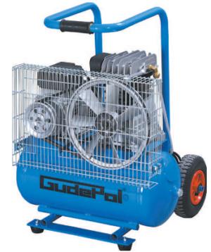 Jednostopniowy kompresor sprężonego powietrza GudePol GDC 28-24-320-0