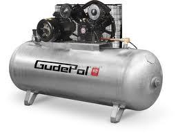 Tłokowy kompresor sprężonego powietrza GudePol HD 100/500-0
