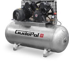 Tłokowy kompresor sprężonego powietrza GudePol HD 75/270-0