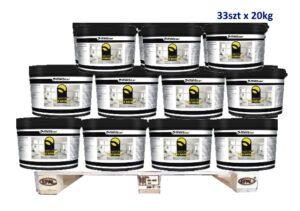 Gotowa gładź szpachlowa MASter PREMIUM paleta 33 x 20 kg (660kg)-0