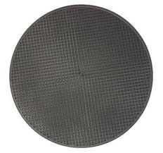 Eibenstock talerz wygładzający czarny perforowany do zacieraczki EPG 370 mm-0
