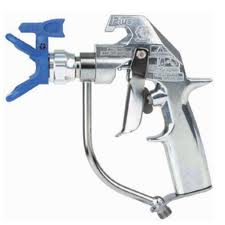 235462 Pistolet GRACO Silver Plus 2F z głowicą Flat Tip-0