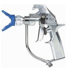 235460 Pistolet GRACO Silver Plus 2F z głowicą-0