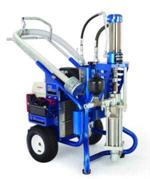 16U280 Graco GH 5040 ES Hydrauliczny agregat spalinowy -0