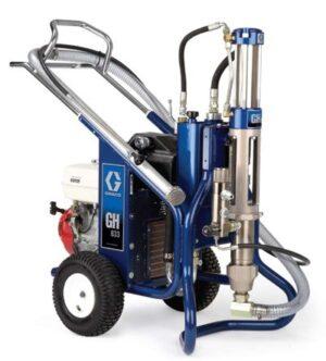 16V258 Graco GH 833 ES Hydrauliczny agregat spalinowy -0