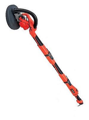 PRO-SPRAY DT600 Szlifierka bezpyłowa do tynku i gipsu 600W.-0