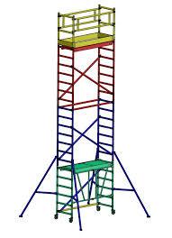 Faraone Rusztowanie Top System Compact, 75x180cm, pakiet A+B+C+D, wysokość robocza 7,60m-0