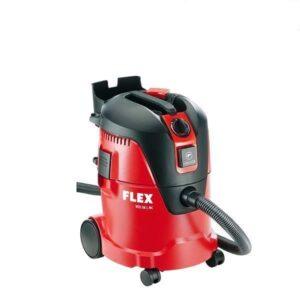 Flex VCE 26 L MC 230/CEE Odkurzacz przemysłowy kompaktowy z manualnym systemem czyszczenia filtra, 25 L, klasa L-0
