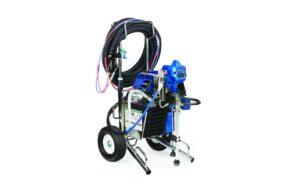 NOWOŚĆ 17C418 / 24U067 Graco Agregat malarski Finish Pro II 395 z systemem Blue Link-0