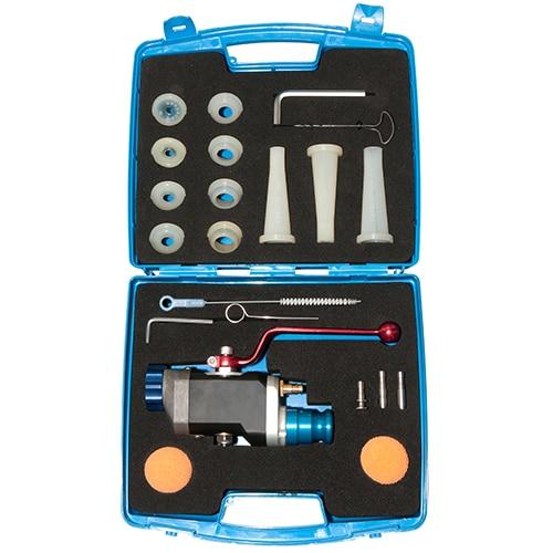 11833 EUROMAIR Lanca ABS z zestawem dysz do agregatów tynkarskich CompactPro (CP, Compact Pro, Compactpro) -0