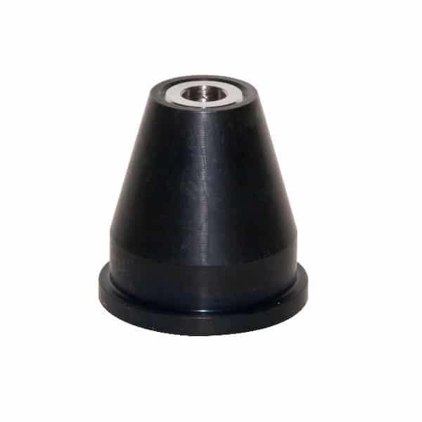 10048 EUROMAIR Dysza 8 mm czarna-0
