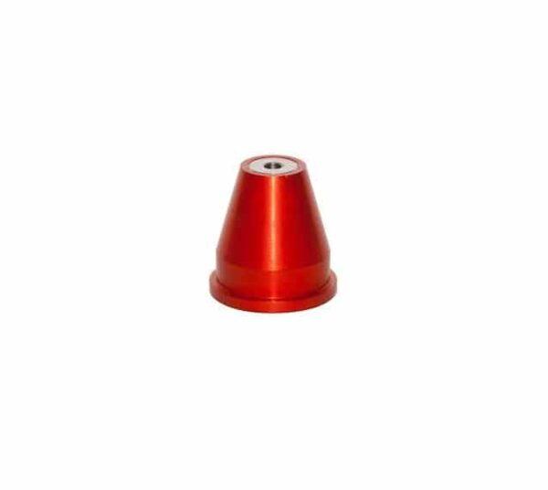 10045 EUROMAIR Dysza 5 mm czerwona-0