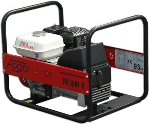 Fogo Agregat prądotwórczy FH 3001 R AVR-0