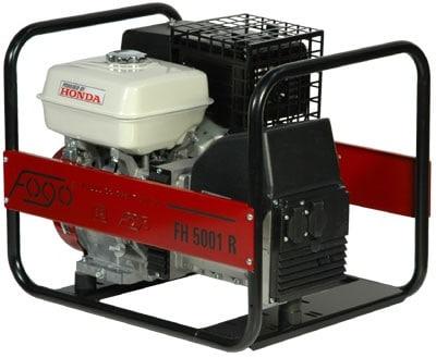 Fogo Agregat prądotwórczy FH 5001 ER AVR-0