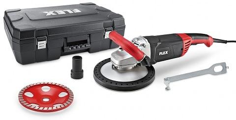 Flex 420.514 LD 24-6 180, Kit Turbo-Jet Szlifierka renowacyjna 180mm-0