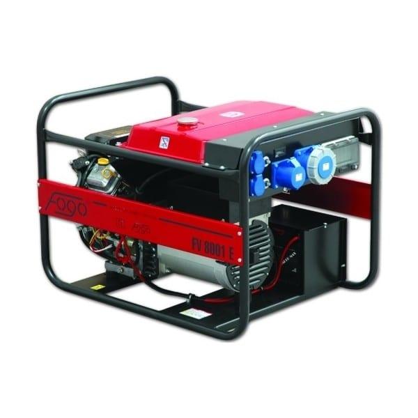 Fogo Agregat prądotwórczy z silnikiem B&S FV 8001 E-0