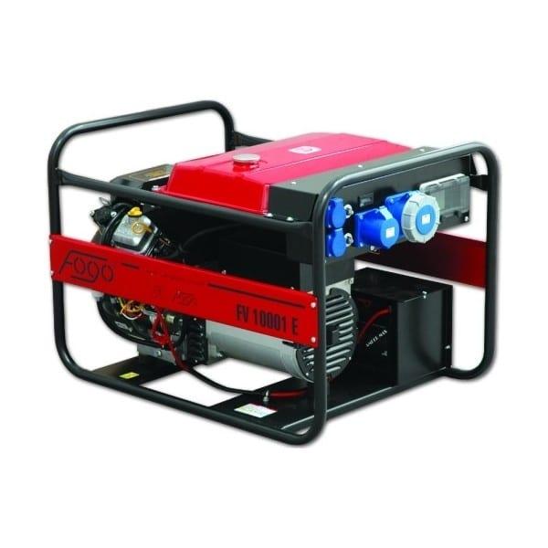 Fogo Agregat prądotwórczy z silnikiem B&S FV 10001 E-0