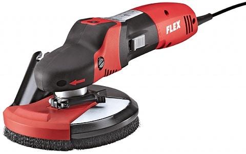 Flex 419.206 SE14-2 150 Set 230/CEE SUPRAFLEX specjalista do szlifowania metalu, kamienia, powierzchni lakierowanych, drewna.-0
