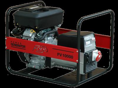 Fogo Agregat prądotwórczy trójfazowy z silnikiem B&S FV10000E-0
