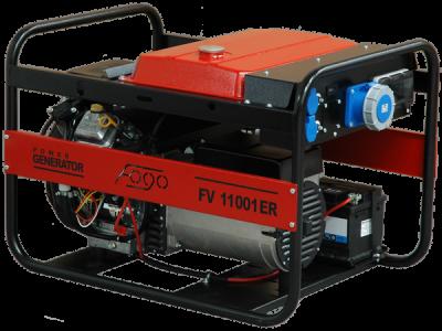 Fogo Agregat prądotwórczy z silnikiem B&S FV 11001 ER AVR-0