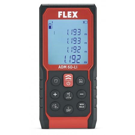 Flex 447.862 ADM 60-Li Dalmierz laserowy ładowany przez USB-44837