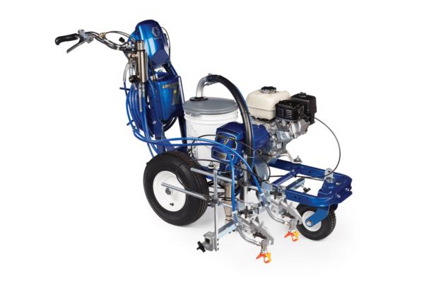 17K636 Graco LineLazer V 5900 HP Automatic Malowarka drogowa stanowiska AUTO i mechaniczne-0
