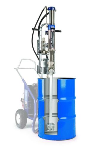 253473 Graco GH 833 OEM KIT Hydrauliczna pompa -0