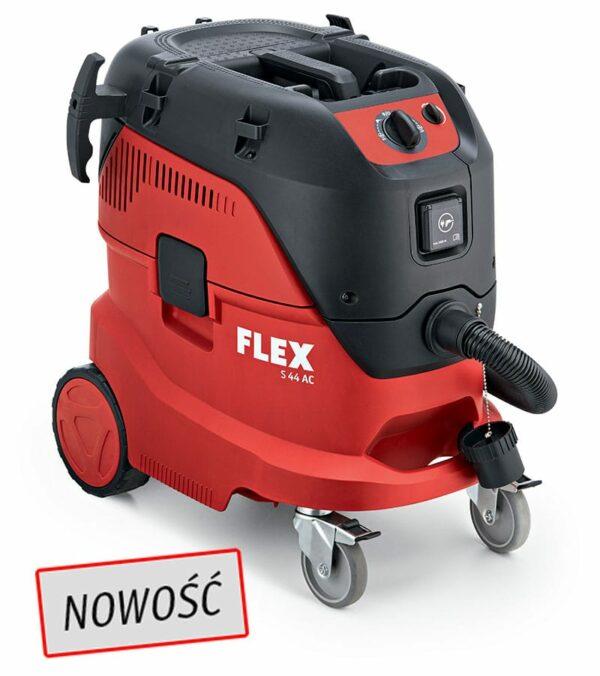 FLEX 444.146 S44L AC Odkurzacz z automatycznym systemem czyszczenia filtra, 42l, Klasa L S 44 L AC (444146)-30738
