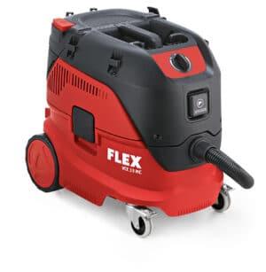 Flex 444.103, VCE 33 L MC 230/CE Odkurzacz z manualnym systemem czyszczenia filtra, 30l, Klasa L-0
