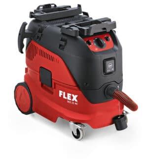 Flex 444.138, VCE 33 M AC 230/CE Odkurzacz z automatycznym systemem czyszczenia filtra, 30l, Klasa M-0