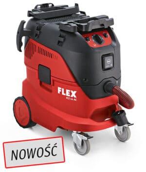 Flex 444.170, VCE 44 M AC 230/CE Odkurzacz z automatycznym systemem czyszczenia filtra, 42l, Klasa M-0