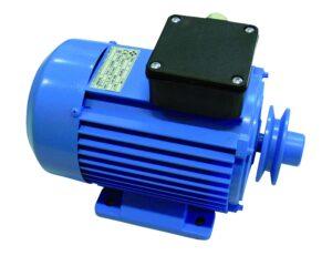 KALETA UP0001 Silnik elektryczny 400V - 1,1 kW z kołem-0