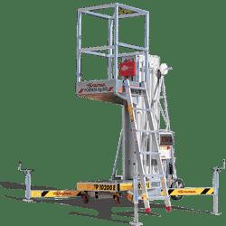 Elevah podnośnik stacjonarny ZP 150 7,7 m-0