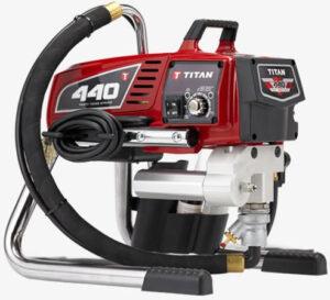 TITAN 532035 Agregat malarski IMPACT 440 Skid 230V-0