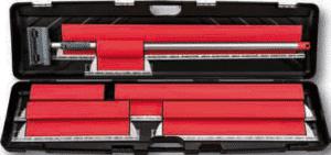 Nowość! 80428 Parfait Liss zestaw szpachelek SMOOTHING KIT (6 el + teleskop)-0