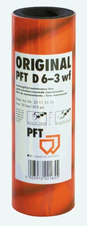 PFT 20115510 Stator D6-3 Prosty-0