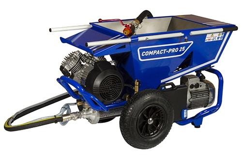 30875 EUROMAIR Compact-Pro 25 Agregat ślimakowy z wbudowanym kompresorem (CP25, CP 25, Compact Pro 25, Compactpro 25) -32505
