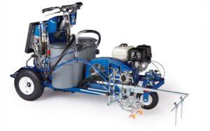 17H472 Graco LineLazer V 250DC HP Automatic Malowarka drogowa 3stanowiska AUTO-0