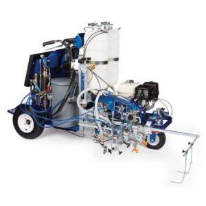 17H473 Graco LineLazer V 250SPS DC Reflective Malowarka drogowa 2-stanowisko automatyczne, 2 pojemniki-0