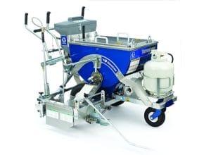 24H622 Graco ThermoLazer 300 TC Drogowe urządzenie do nakładania materiałów termoplastycznych-0