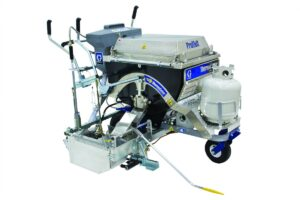 24H624 Graco ThermoLazer ProMelt Drogowe urządzenie do nakładania materiałów termoplastycznych-0