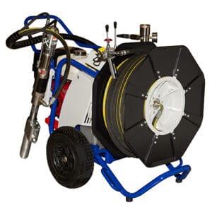 30895 EUROMAIR Agregat malarski pompa hydrodynaiczna, hydrof HYDROFUT 1200TH-0
