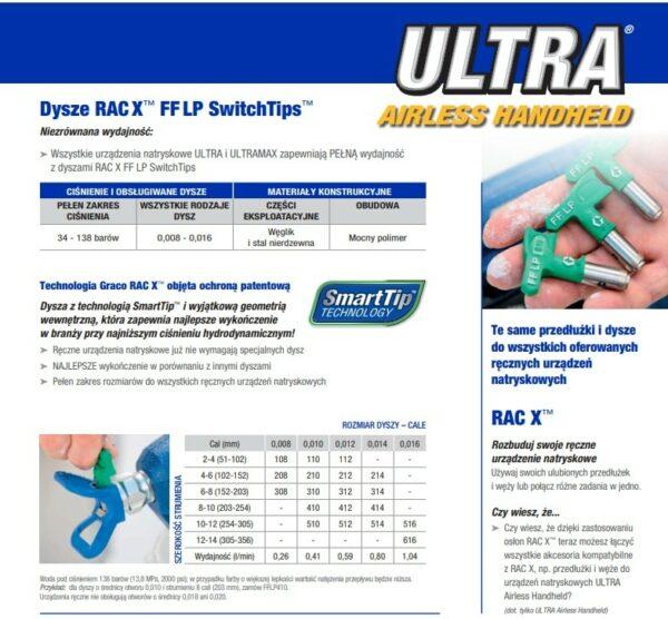 Dysza GRACO FF LP512 , FFLP 512-33804