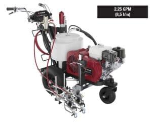 Titan 0290053H malowarka drogowa hydrauliczna PowrLiner 6955-0