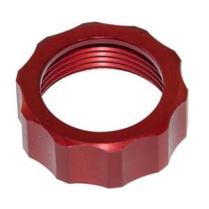 10031 Euromair Nakrętka dyszy aluminiowa w kolorze czerwonym-0