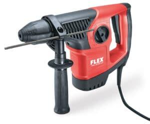 Flex 468.029 CHE 4-32 R SDS-plus Kombi-młotowiertarka pneumatzcyna wiertarka 4 kg, SDS-plus -0