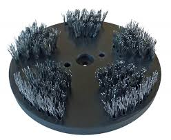 23000 Rokamat Szczotki ze stali szlachetnej (średnie) Rokamat 200 - 2 szt.-0