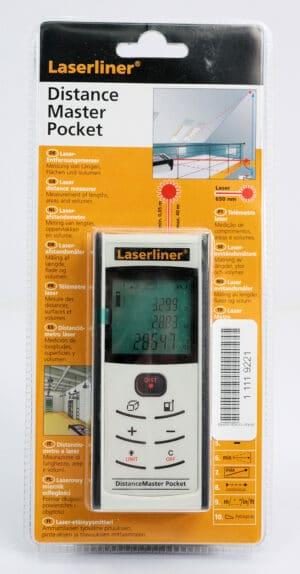 Laserliner 080.945A Dalmierz laserowy Laserliner Pocket 40m-0