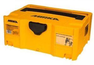 NOWOŚĆ! Mirka 6532011 skrzynka żółta transportowa do szlifierki oscylacyjnej CEROS / DEROS-0